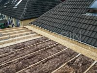 Log Cabin Extension Insulation
